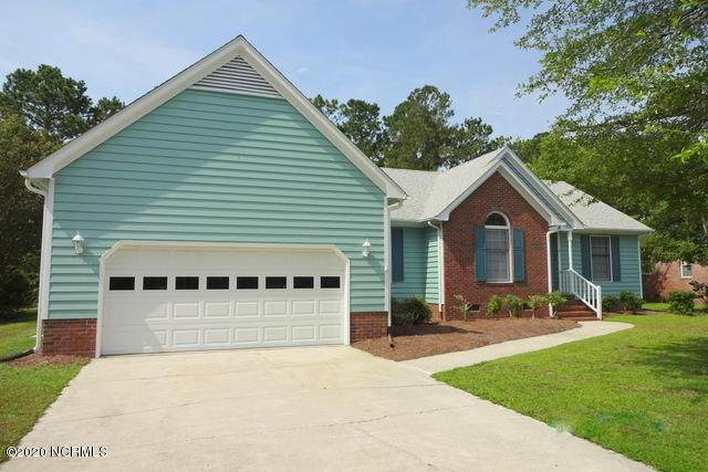 4718 Crosswinds Drive, Wilmington, NC 28409 (MLS #100221967) :: Carolina Elite Properties LHR