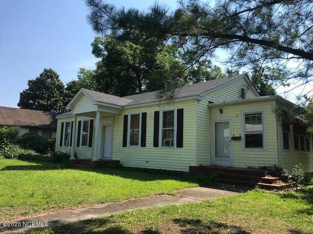901 College Street, Kinston, NC 28501 (MLS #100223297) :: The Chris Luther Team