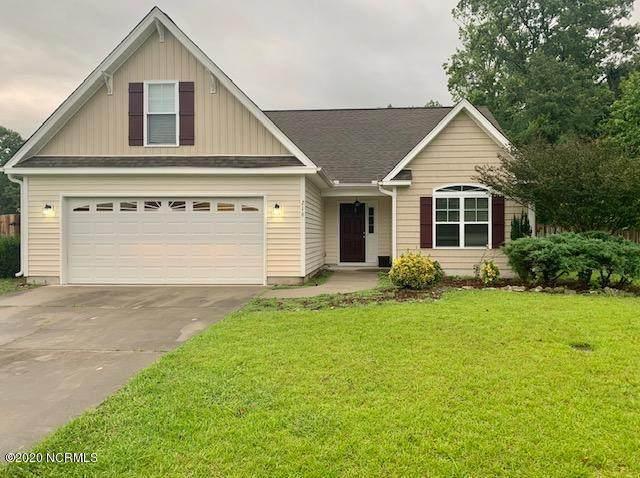 216 Blue Creek Farms Drive, Jacksonville, NC 28540 (MLS #100223379) :: CENTURY 21 Sweyer & Associates