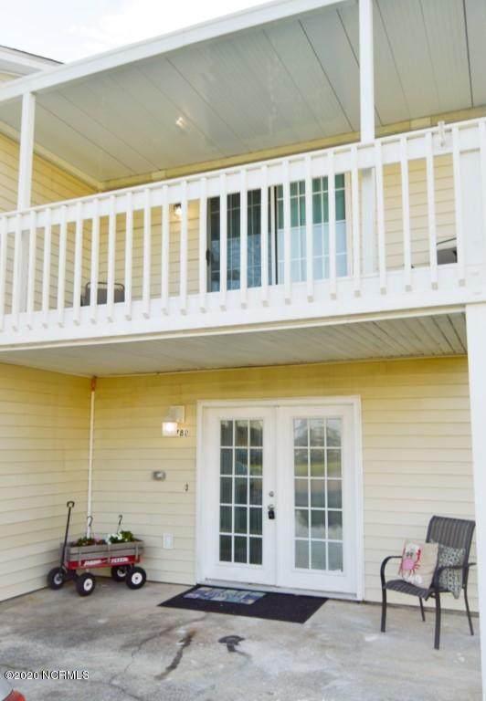 78 Shoreline Drive D, Jacksonville, NC 28540 (MLS #100223942) :: Courtney Carter Homes