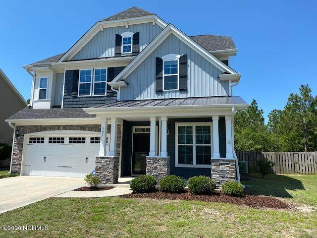 307 Belvedere Drive, Holly Ridge, NC 28445 (MLS #100224167) :: Castro Real Estate Team