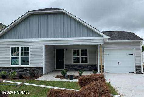 4420 Pinewood Village Drive, Southport, NC 28461 (MLS #100224888) :: Stancill Realty Group