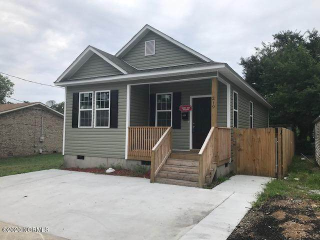 219 Gores Row, Wilmington, NC 28401 (MLS #100224928) :: The Chris Luther Team
