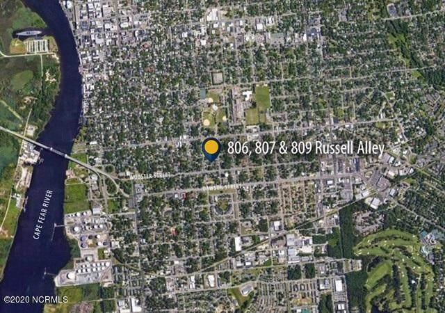 806 Russell Alley, Wilmington, NC 28401 (MLS #100224937) :: CENTURY 21 Sweyer & Associates