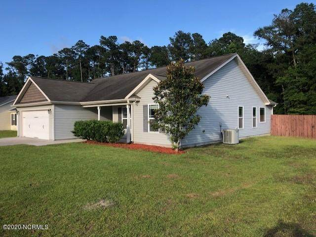 206 Garden Folly Lane, Richlands, NC 28574 (MLS #100225124) :: Berkshire Hathaway HomeServices Hometown, REALTORS®