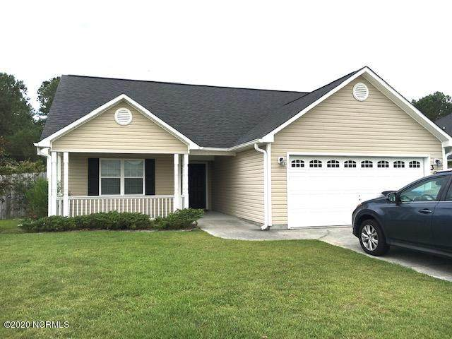 3007 W Wt Whitehead Drive, Jacksonville, NC 28546 (MLS #100225130) :: RE/MAX Elite Realty Group
