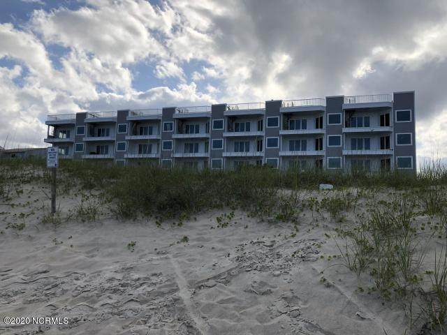 201 Carolina Beach Avenue S #401, Carolina Beach, NC 28428 (MLS #100225186) :: CENTURY 21 Sweyer & Associates