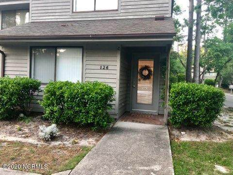 6279 Wrightsville Avenue #126, Wilmington, NC 28403 (MLS #100225205) :: The Oceanaire Realty