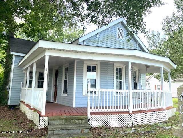 401 W Hargett Street, Richlands, NC 28574 (MLS #100225230) :: Courtney Carter Homes