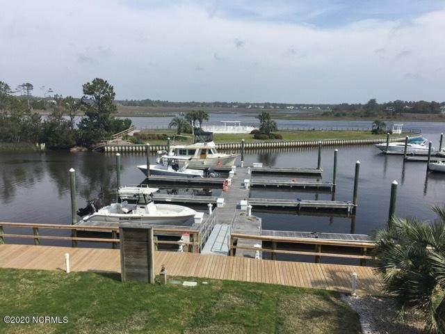 5400 E Yacht Drive B8, Oak Island, NC 28465 (MLS #100225291) :: Courtney Carter Homes
