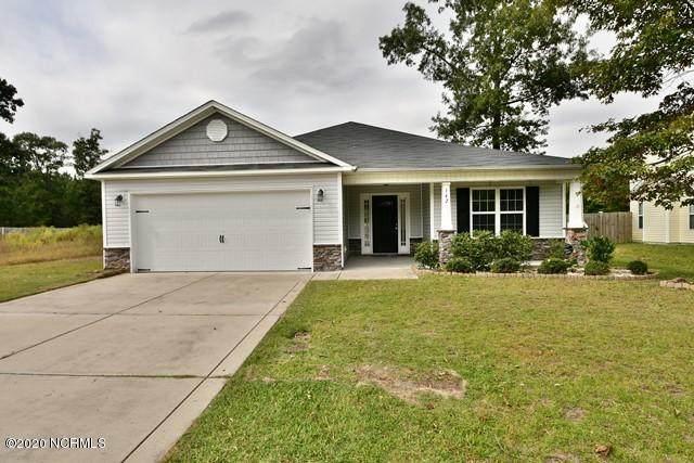 142 Braeburn Boulevard, Richlands, NC 28574 (MLS #100225347) :: Berkshire Hathaway HomeServices Hometown, REALTORS®
