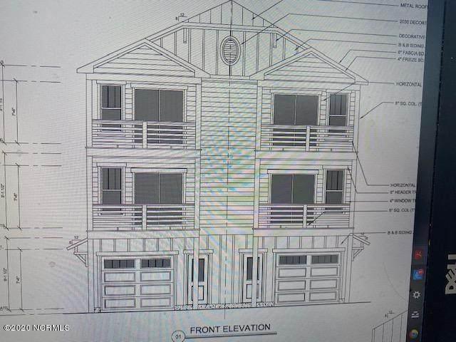 1312 Snapper Lane #1, Carolina Beach, NC 28428 (MLS #100225381) :: CENTURY 21 Sweyer & Associates