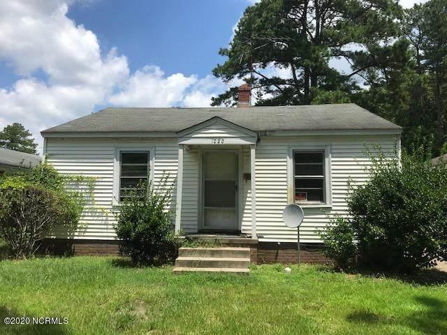 1020 Proctor Street, Rocky Mount, NC 27801 (MLS #100225446) :: Frost Real Estate Team