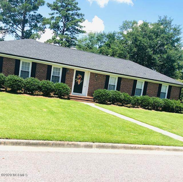 3590 Rosewood Drive, Lumberton, NC 28358 (MLS #100225456) :: The Chris Luther Team