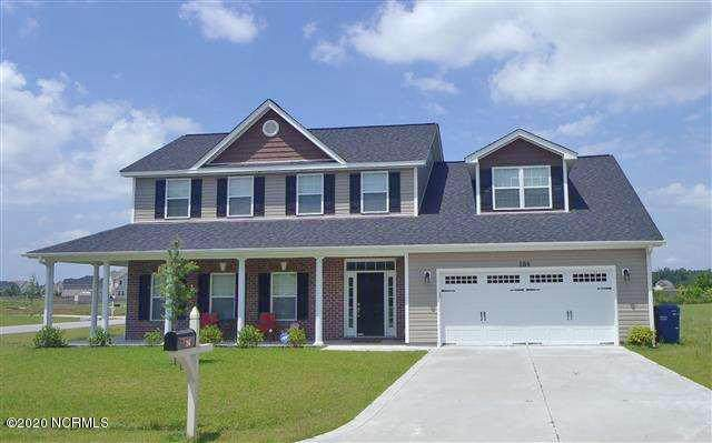 184 River Winding Road, Jacksonville, NC 28540 (MLS #100225676) :: Berkshire Hathaway HomeServices Hometown, REALTORS®