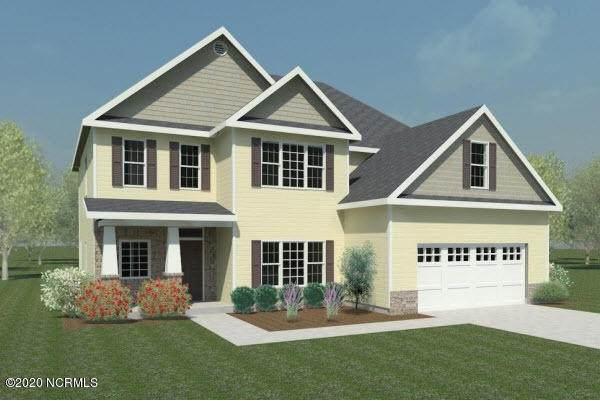1020 Bluefish Place, New Bern, NC 28562 (MLS #100225771) :: David Cummings Real Estate Team
