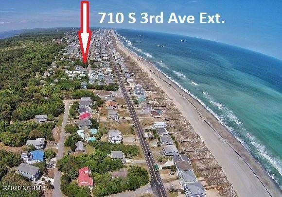 710 S 3rd Ext, Kure Beach, NC 28449 (MLS #100225853) :: Coldwell Banker Sea Coast Advantage