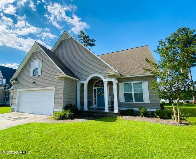 1811 Widgeon Drive, Morehead City, NC 28557 (MLS #100225890) :: The Chris Luther Team