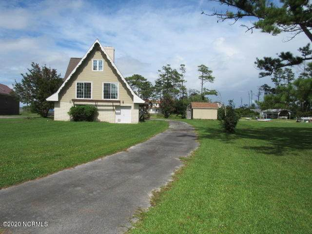 146 Wallace Road, Beaufort, NC 28516 (MLS #100226124) :: Destination Realty Corp.