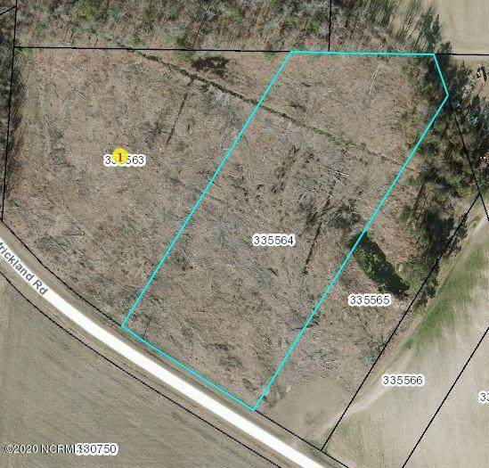 000 Strickland Rd, Lot 2, Bailey, NC 27807 (MLS #100226162) :: Frost Real Estate Team