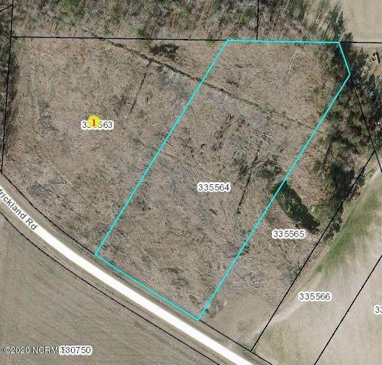 000 Strickland Rd, Lot 2, Bailey, NC 27807 (MLS #100226162) :: David Cummings Real Estate Team