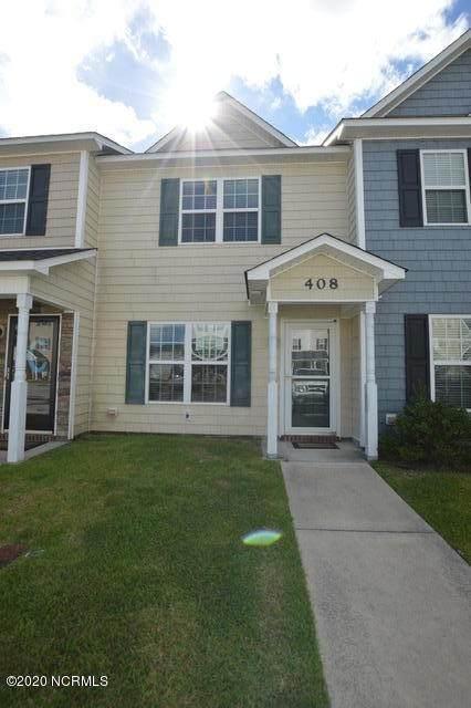 408 Caldwell Loop, Jacksonville, NC 28546 (MLS #100226382) :: Carolina Elite Properties LHR