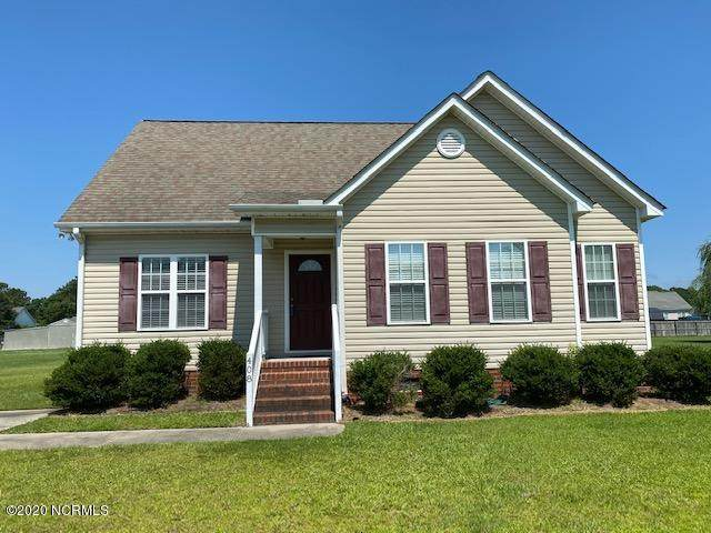 408 Northgate Drive, Washington, NC 27889 (MLS #100226400) :: Donna & Team New Bern
