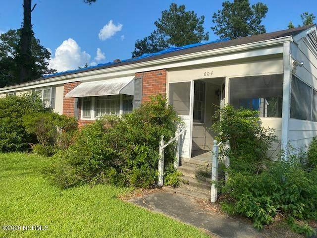 604 Seminole Trail, Jacksonville, NC 28540 (MLS #100226424) :: Coldwell Banker Sea Coast Advantage