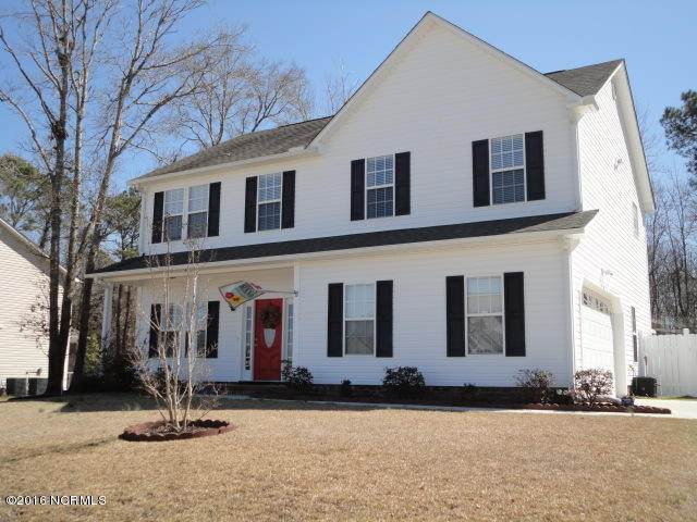 211 Rudolph Lane, Hubert, NC 28539 (MLS #100226679) :: Berkshire Hathaway HomeServices Hometown, REALTORS®