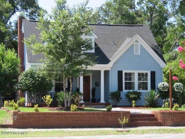 150 Central Boulevard, Wilmington, NC 28401 (MLS #100226785) :: David Cummings Real Estate Team