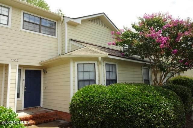 1703 41st Street 1703-B, Wilmington, NC 28403 (MLS #100226962) :: David Cummings Real Estate Team