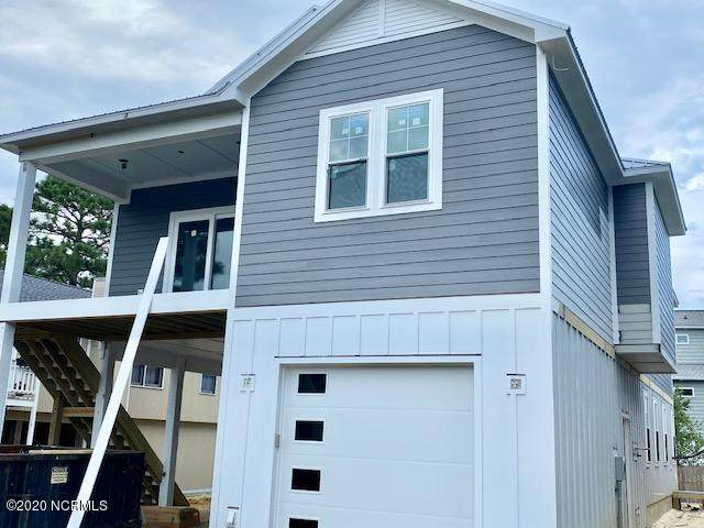 408 Seafarer Drive, Carolina Beach, NC 28428 (MLS #100226978) :: David Cummings Real Estate Team