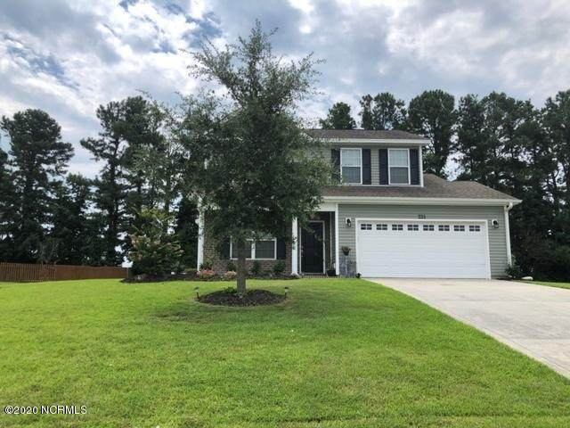 231 Maidstone Drive, Richlands, NC 28574 (MLS #100226994) :: David Cummings Real Estate Team