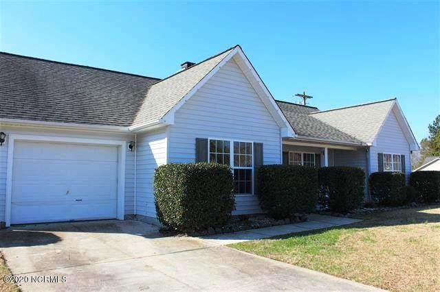 165 Settlers Circle, Jacksonville, NC 28546 (MLS #100227298) :: Carolina Elite Properties LHR