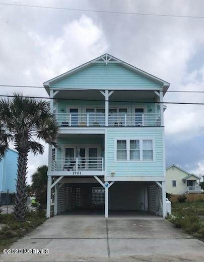 1701 Carolina Beach Avenue N, Carolina Beach, NC 28428 (MLS #100227641) :: David Cummings Real Estate Team