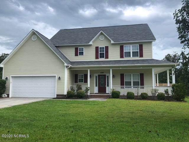 195 Bridlewood Drive, Jacksonville, NC 28540 (MLS #100229389) :: Welcome Home Realty