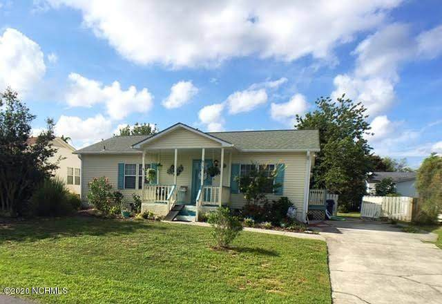 617 Capeside Drive, Wilmington, NC 28412 (MLS #100229419) :: Castro Real Estate Team