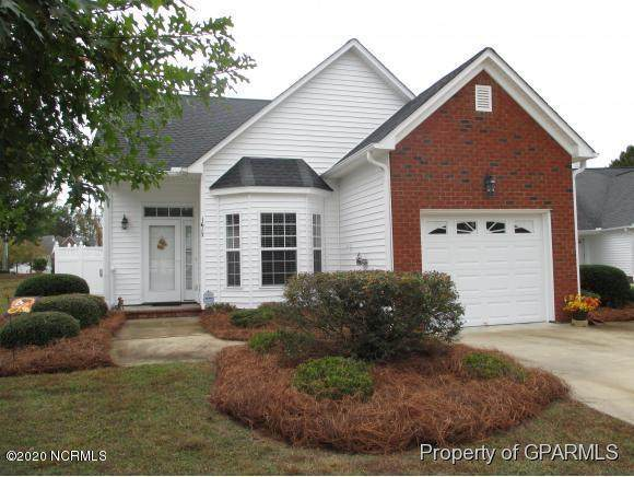 1617 Thayer Drive, Winterville, NC 28590 (MLS #100230037) :: Stancill Realty Group