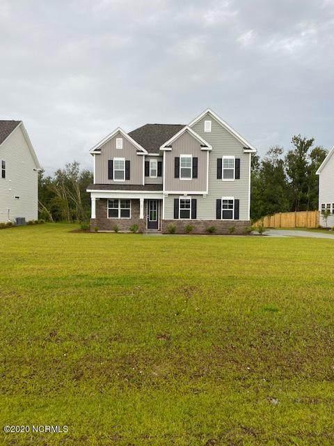 62 Colonial Heights Drive, Hampstead, NC 28443 (MLS #100230075) :: Berkshire Hathaway HomeServices Hometown, REALTORS®