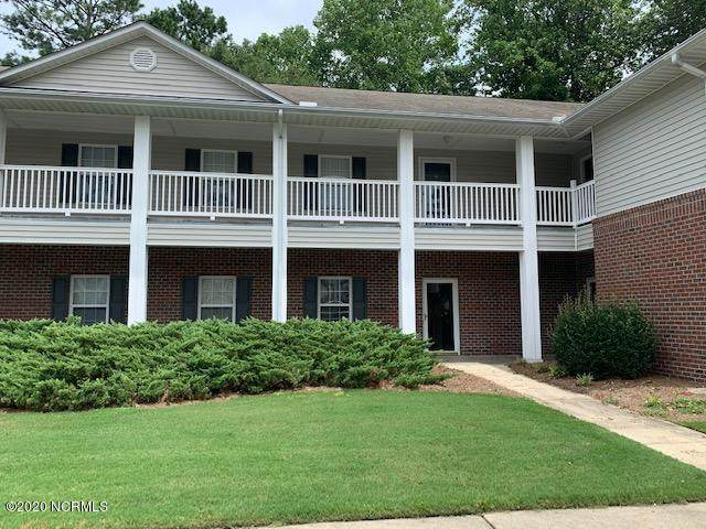 2235 Locksley Woods Drive C, Greenville, NC 27858 (MLS #100230137) :: Stancill Realty Group