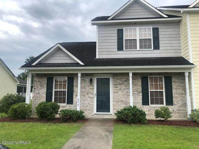 606 Streamwood Drive, Jacksonville, NC 28546 (MLS #100230189) :: Barefoot-Chandler & Associates LLC