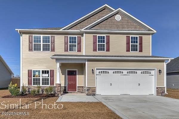 285 Wood House Drive, Jacksonville, NC 28546 (MLS #100230222) :: Carolina Elite Properties LHR