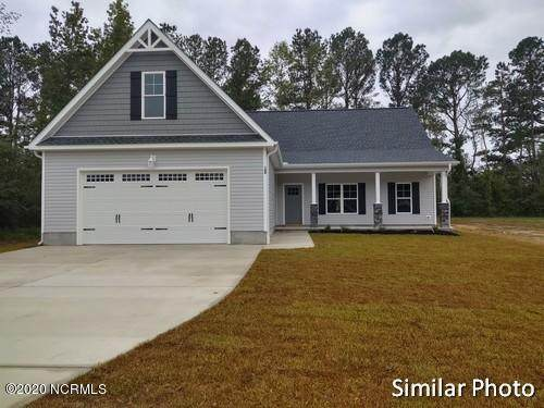 100 Ridge View Drive, Jacksonville, NC 28540 (MLS #100230310) :: Stancill Realty Group