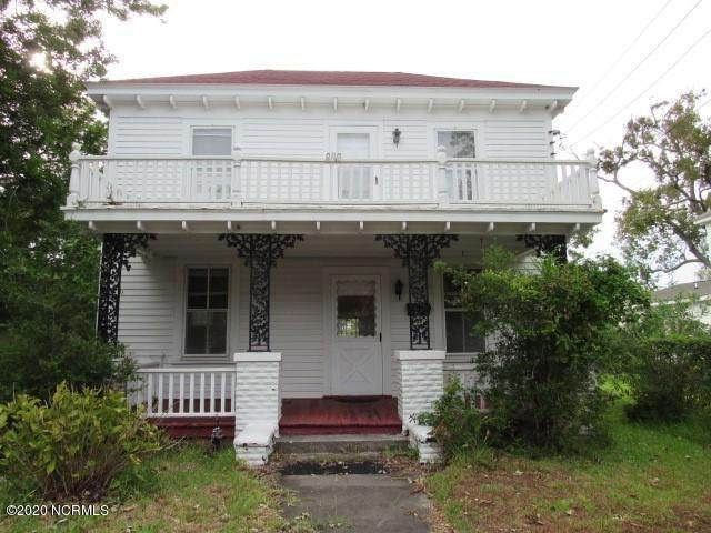 205 Marsh Street, Beaufort, NC 28516 (MLS #100230367) :: RE/MAX Elite Realty Group