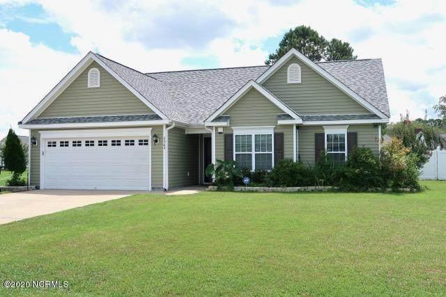 2364 Blackstone Drive, Winterville, NC 28590 (MLS #100230670) :: Barefoot-Chandler & Associates LLC