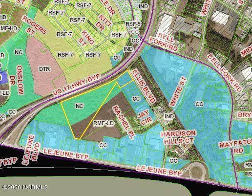 311 Ellis Boulevard, Jacksonville, NC 28540 (MLS #100231045) :: Lynda Haraway Group Real Estate