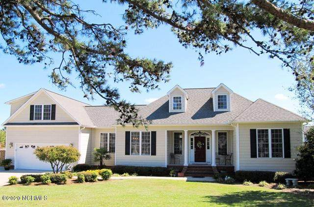 105 Barkside Lane, New Bern, NC 28562 (MLS #100231585) :: Vance Young and Associates