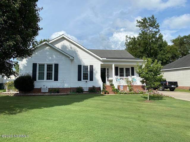 4106 Lexington Drive NW, Wilson, NC 27896 (MLS #100231651) :: Berkshire Hathaway HomeServices Prime Properties