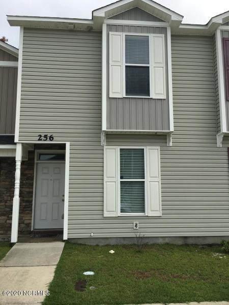 256 Caldwell Loop, Jacksonville, NC 28546 (MLS #100231669) :: RE/MAX Essential