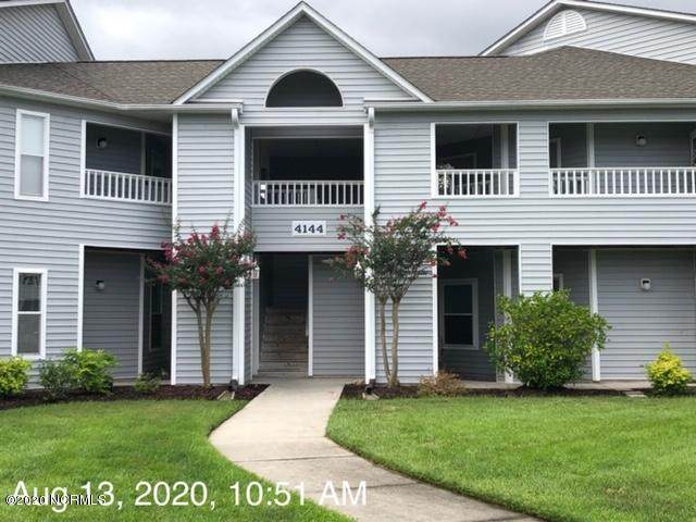 4144 Breezewood Drive 4144G / 203, Wilmington, NC 28412 (MLS #100231744) :: RE/MAX Essential